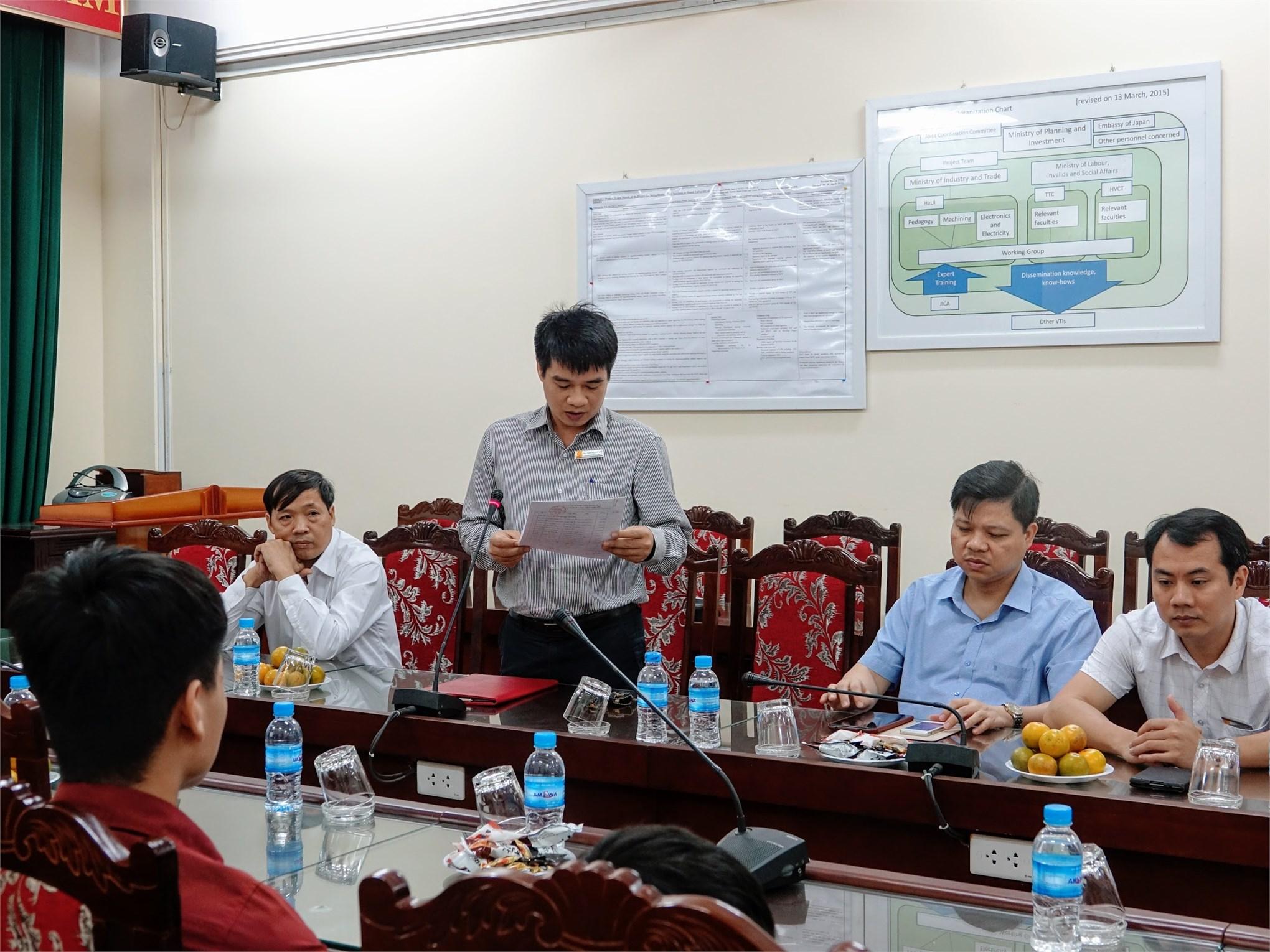 Đại học Công nghiệp Hà Nội viết tiếp ước mơ cho sinh viên khuyết tật