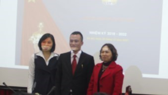 Đại hội Công đoàn bộ phận Khoa Công nghệ hóa nhiệm kỳ 2017-2022