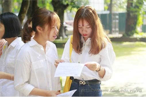 Nhập học khối Giáo dục nghề nghiệp