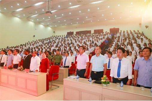 Khai giảng năm học mới 2018 -2019