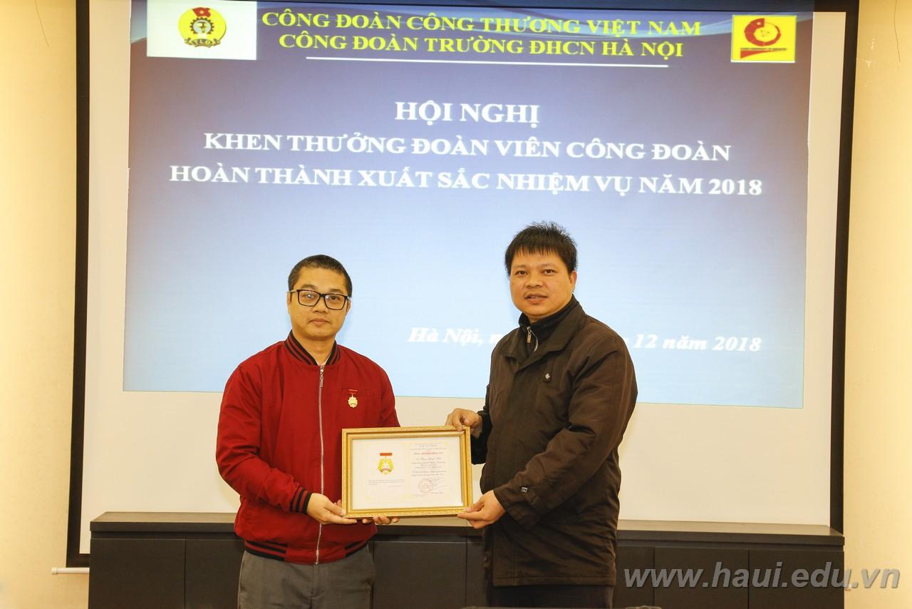 Tổng kết công tác Công đoàn năm 2018 và triển khai Nghị quyết Công đoàn Công Thương Việt Nam nhiệm kỳ 2018 - 2023