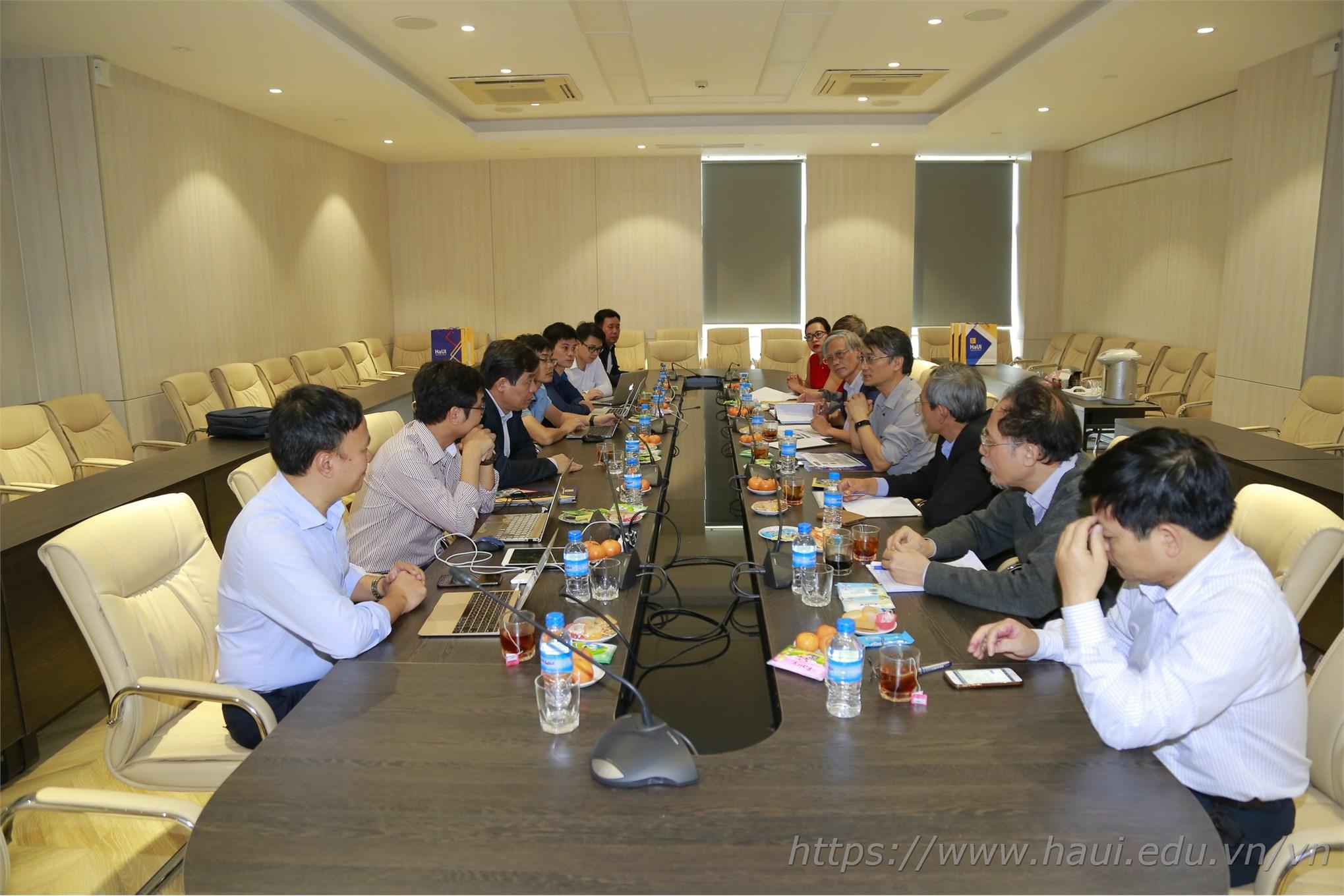 Khảo sát, đánh giá hệ thống quản trị đại học điện tử Đại học Công nghiệp Hà Nội