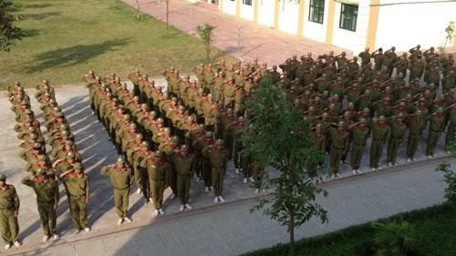 Hội thao Quốc phòng An ninh: Động lực nâng cao chất lượng đào tạo tại Trung tâm Giáo dục Quốc phòng và An ninh, trường Đại học Công nghiệp Hà Nội