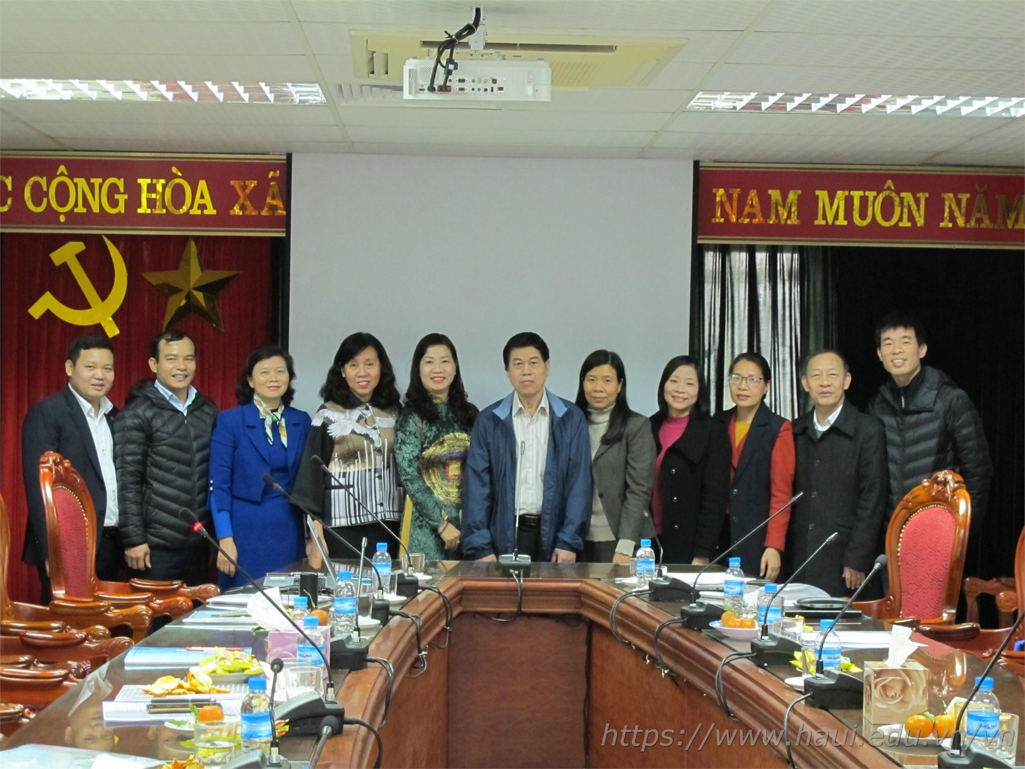 Trường Đại học Công nghiệp Hà Nội sẽ mở ngành đào tạo mới: Công nghệ vật liệu dệt, may