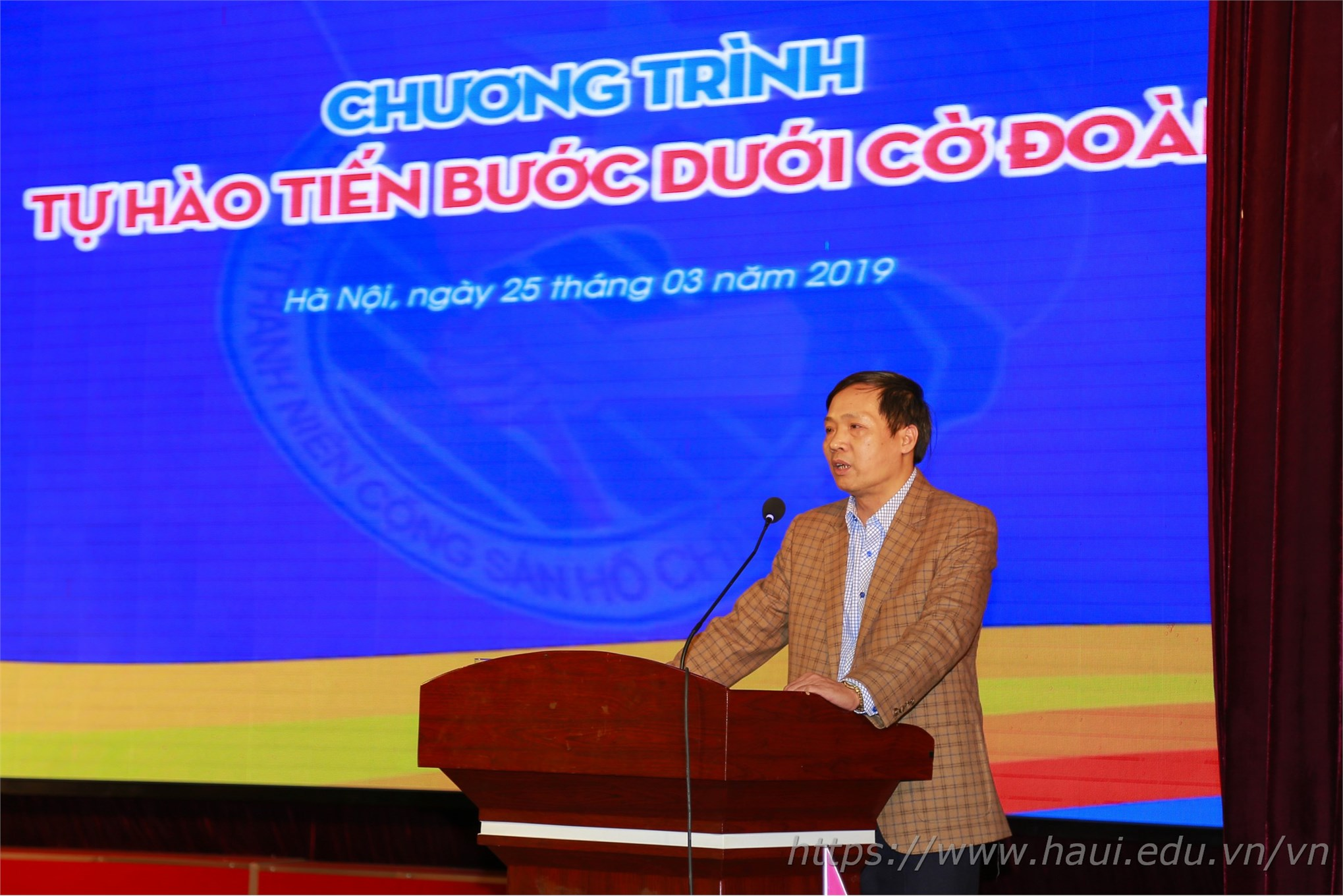 Chào mừng 88 năm ngày thành lập Đoàn TNCS Hồ Chí Minh (26/3/1931 - 26/3/2019)