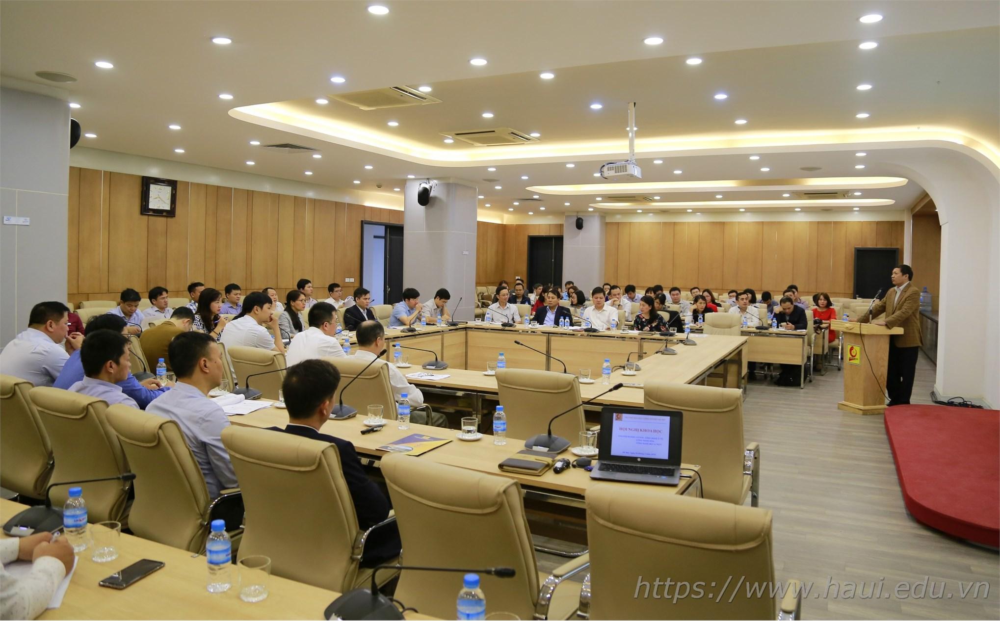 Hội nghị triển khai hoạt động Khoa học, Công nghệ năm 2019
