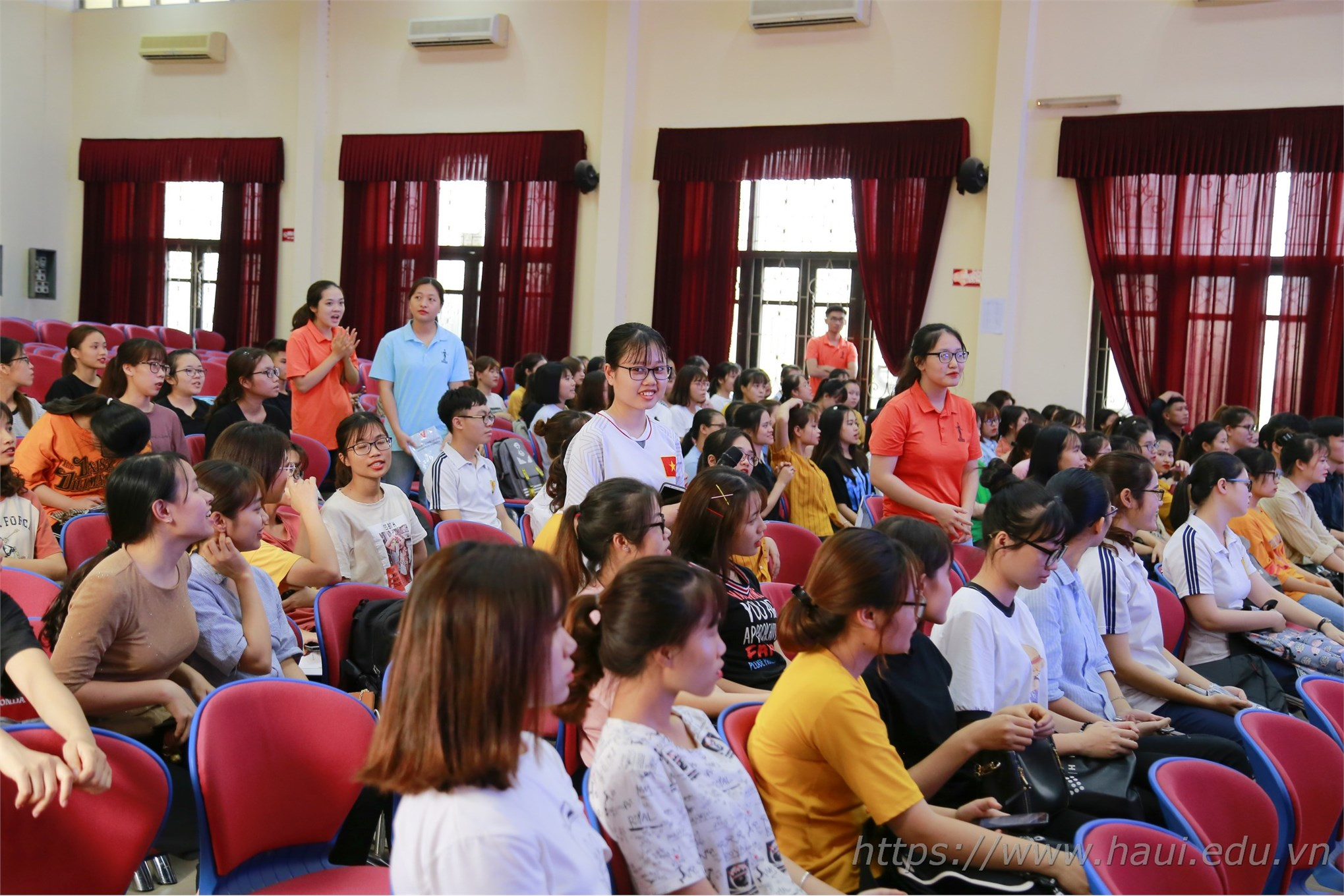 Career Orientation Conference for Accounting and Auditing students