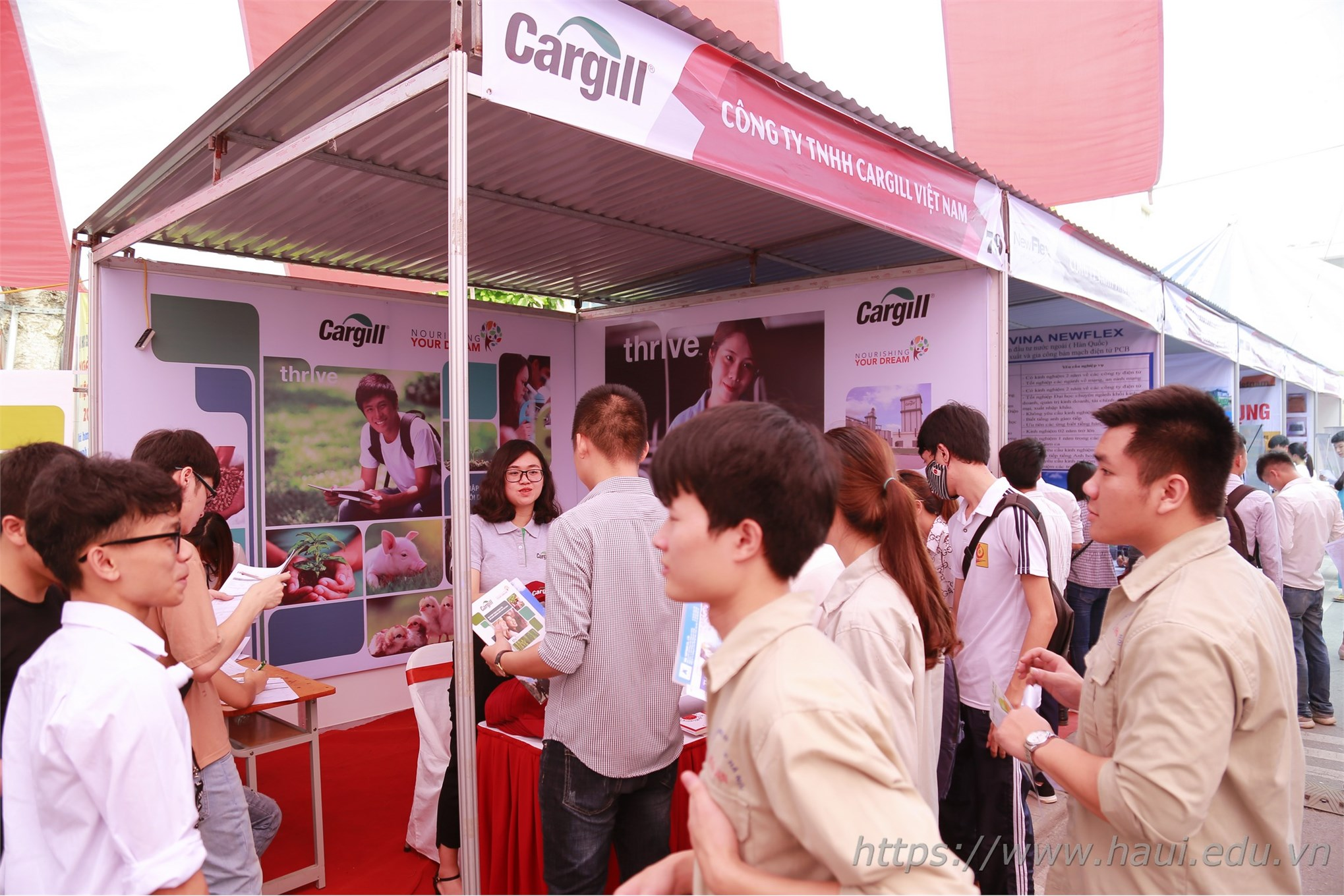 Đại học Công nghiệp Hà Nội tổ chức Ngày hội việc làm với gần 10.000 cơ hội việc làm cho sinh viên