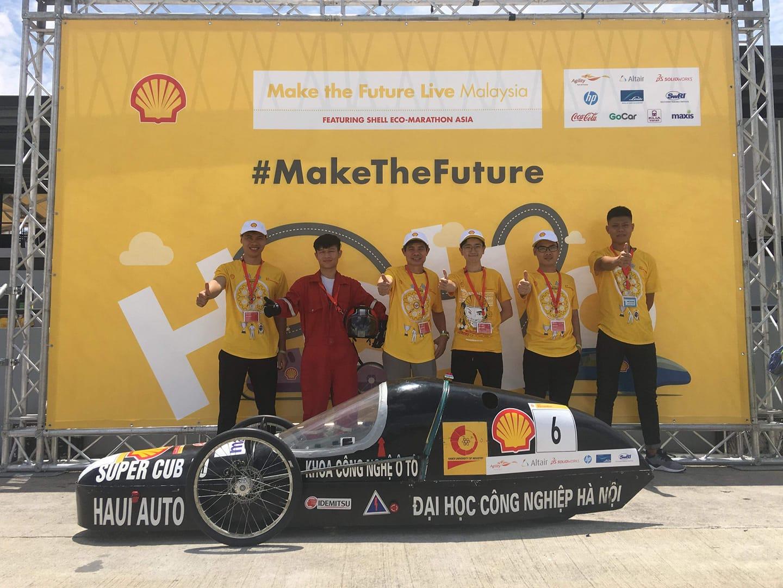 Đội tuyển HAUI AUTO Đại Học công nghiệp Hà Nội