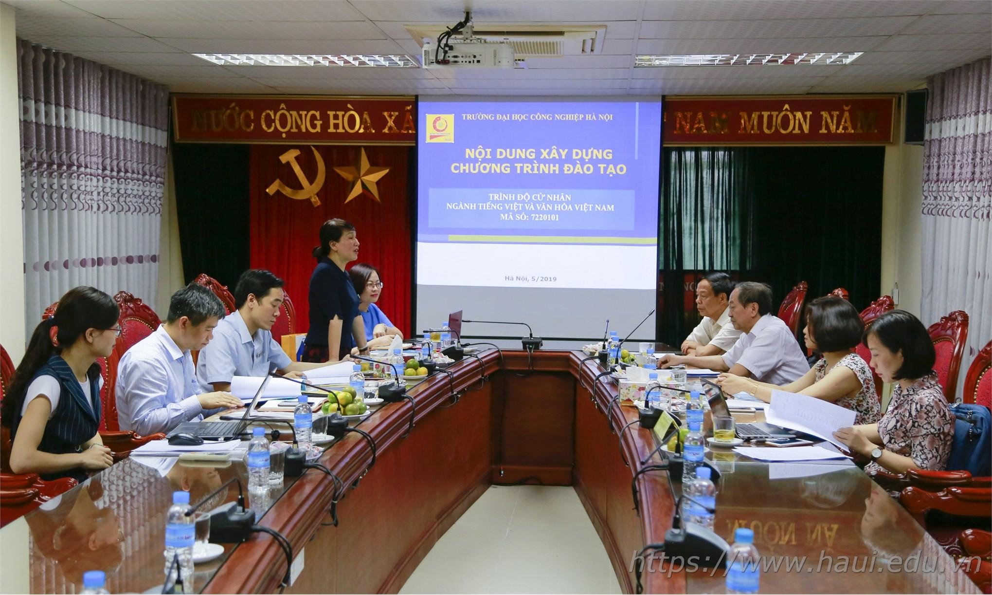 Đại học Công nghiệp Hà Nội mở ngành đào tạo cử nhân Tiếng Việt và Văn hóa Việt Nam