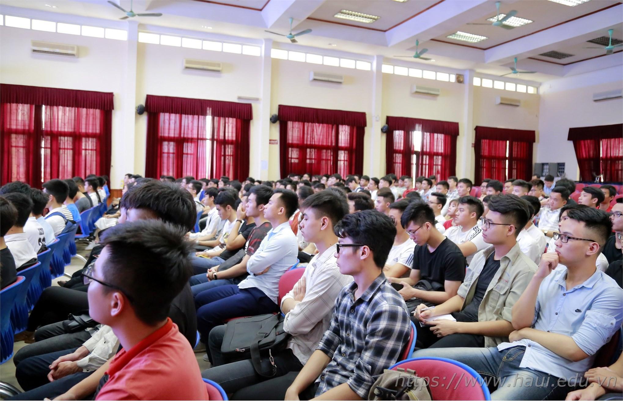 Chương trình đào tạo kỹ sư trình độ cao dành cho sinh viên