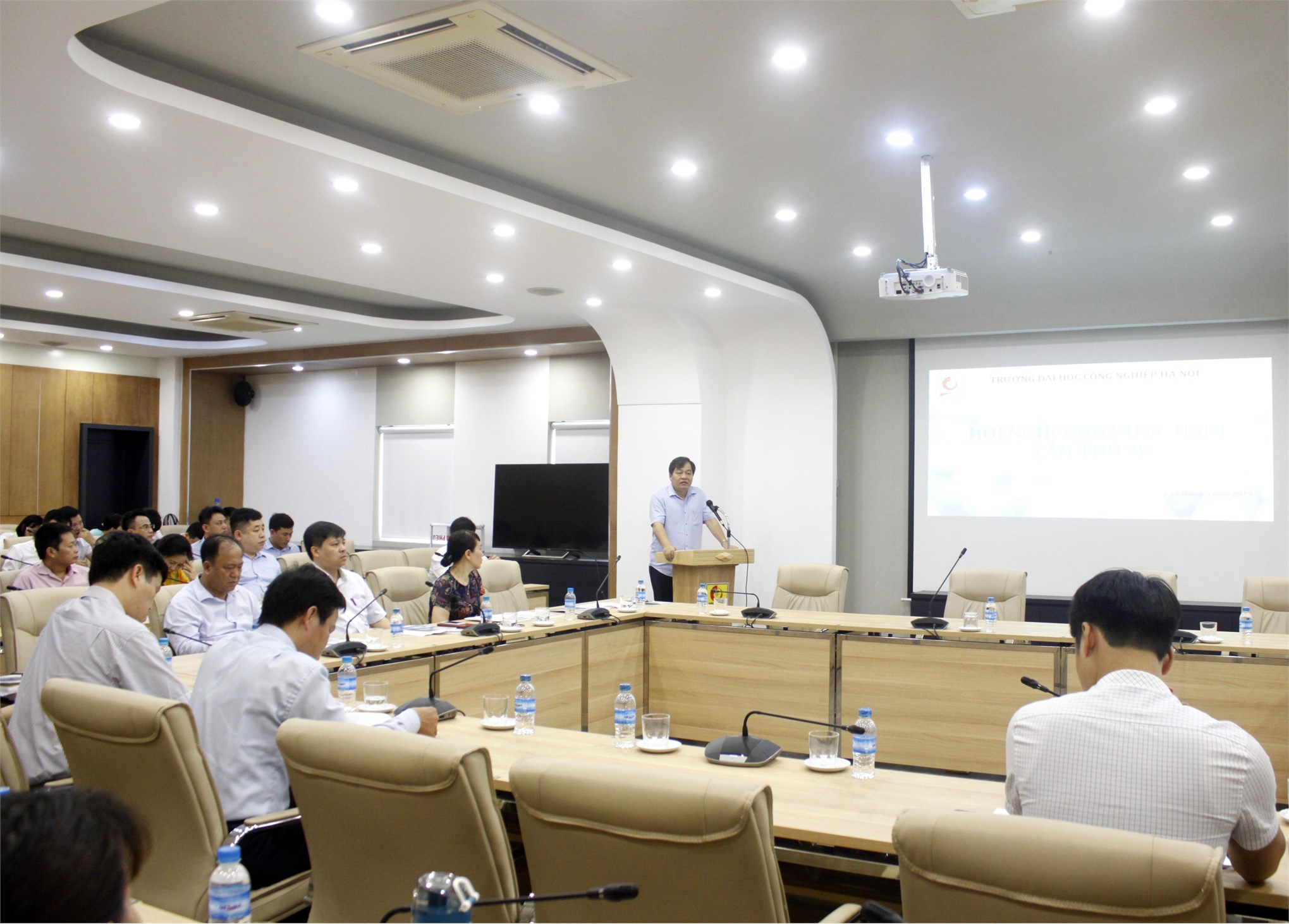 Hội nghị Khoa học HaUI lần thứ III