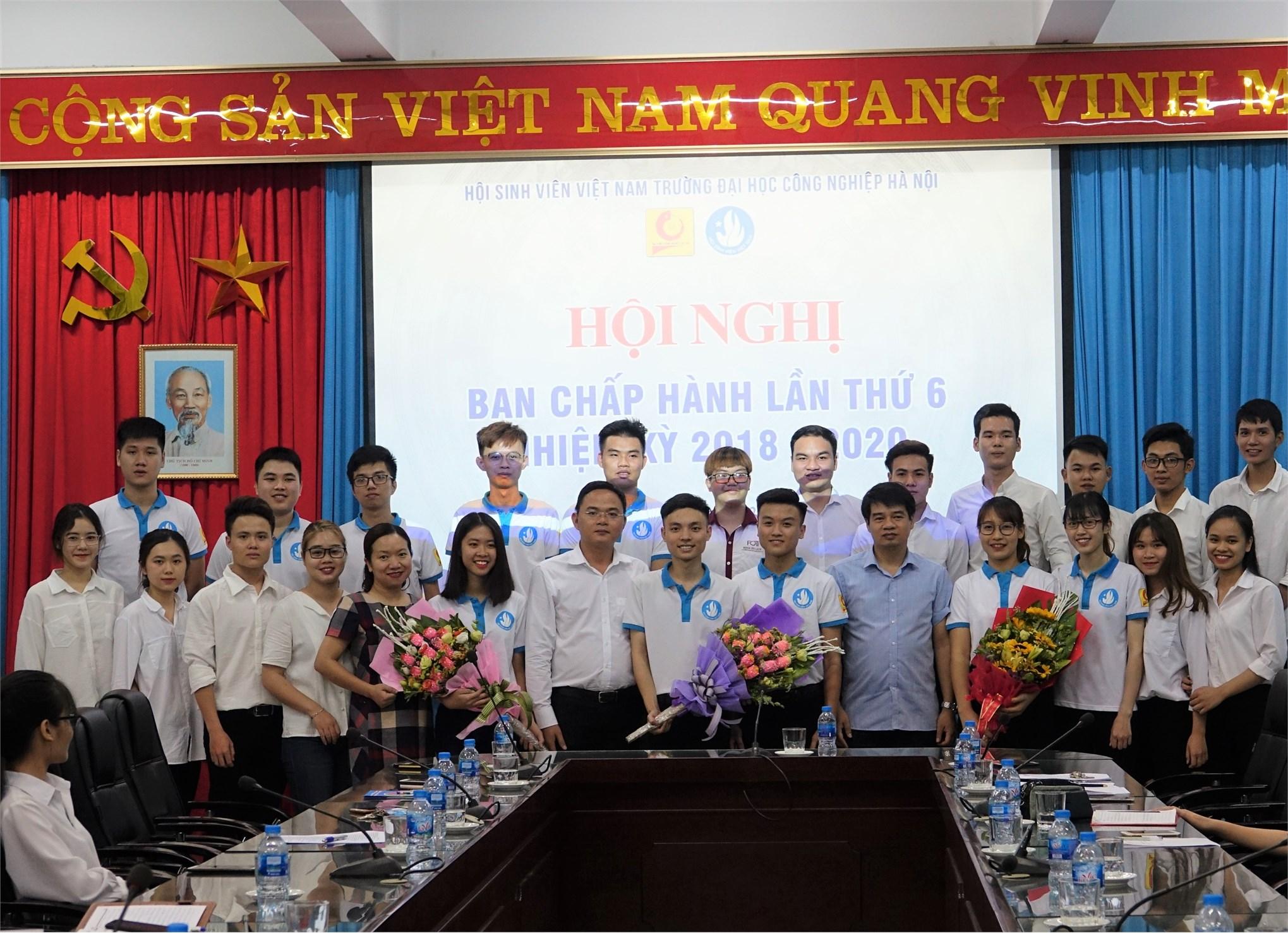 BCH ra mắt Hội nghị