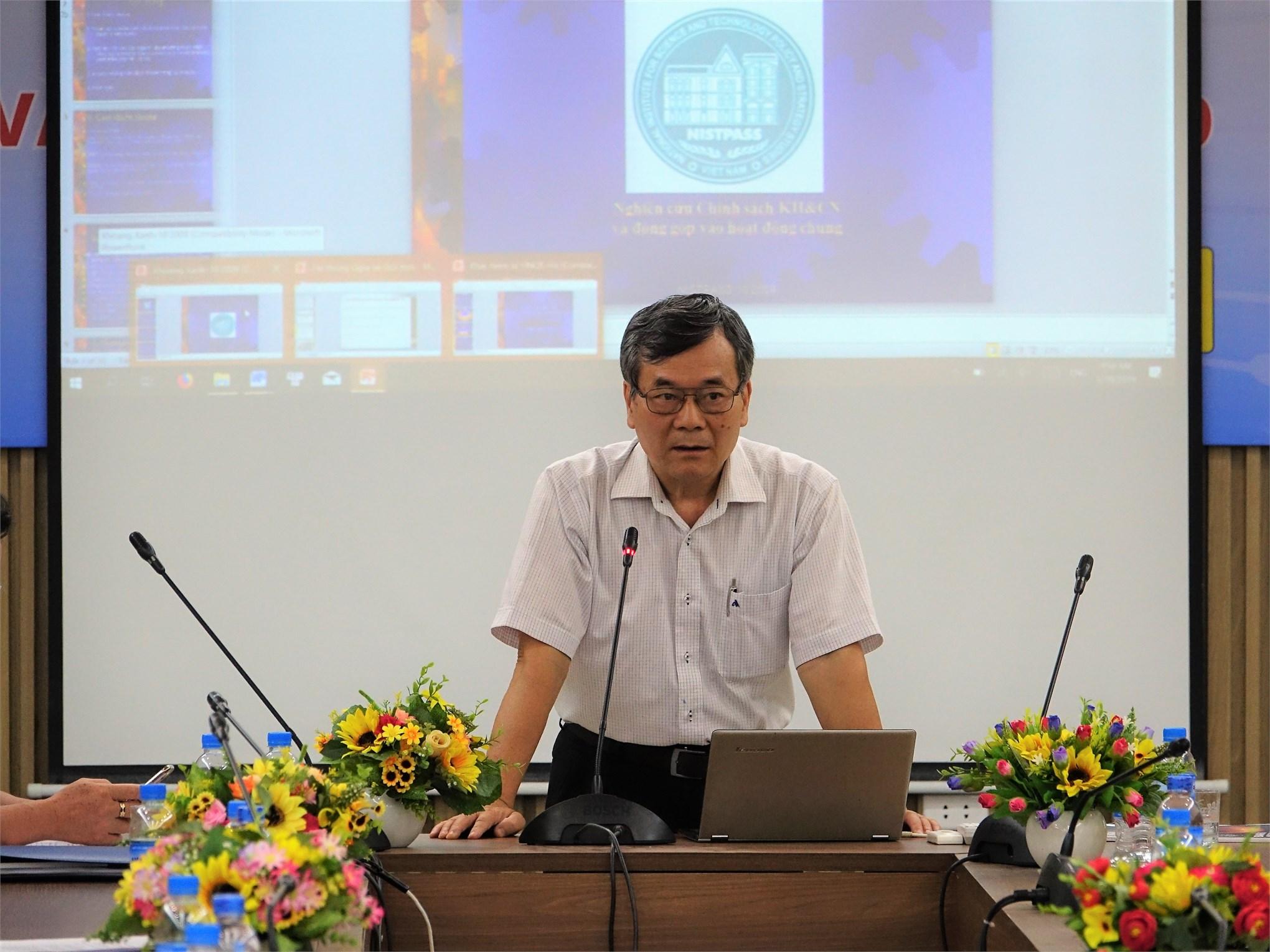 Tọa đàm Giáo dục Đại học và thách thức của Cách mạng Công nghiệp 4.0