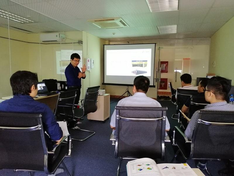 Thành lập LAB Mô phỏng và Tính toán Hiệu năng cao thuộc Viện Công nghệ HaUI