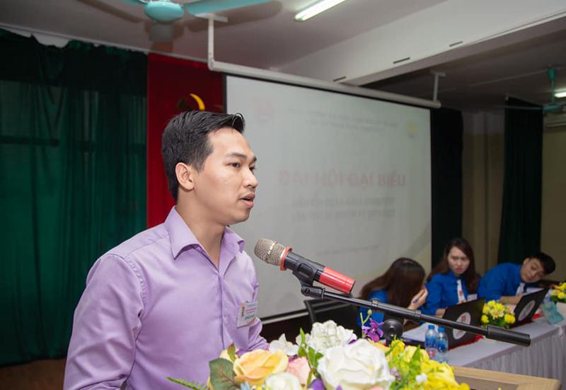 ĐẠI HỘI ĐẠI BIỂU LIÊN CHI ĐOÀN KHOA CN MAY &TKTT LẦN THỨ IX, NHIỆM KỲ 2019 -2022