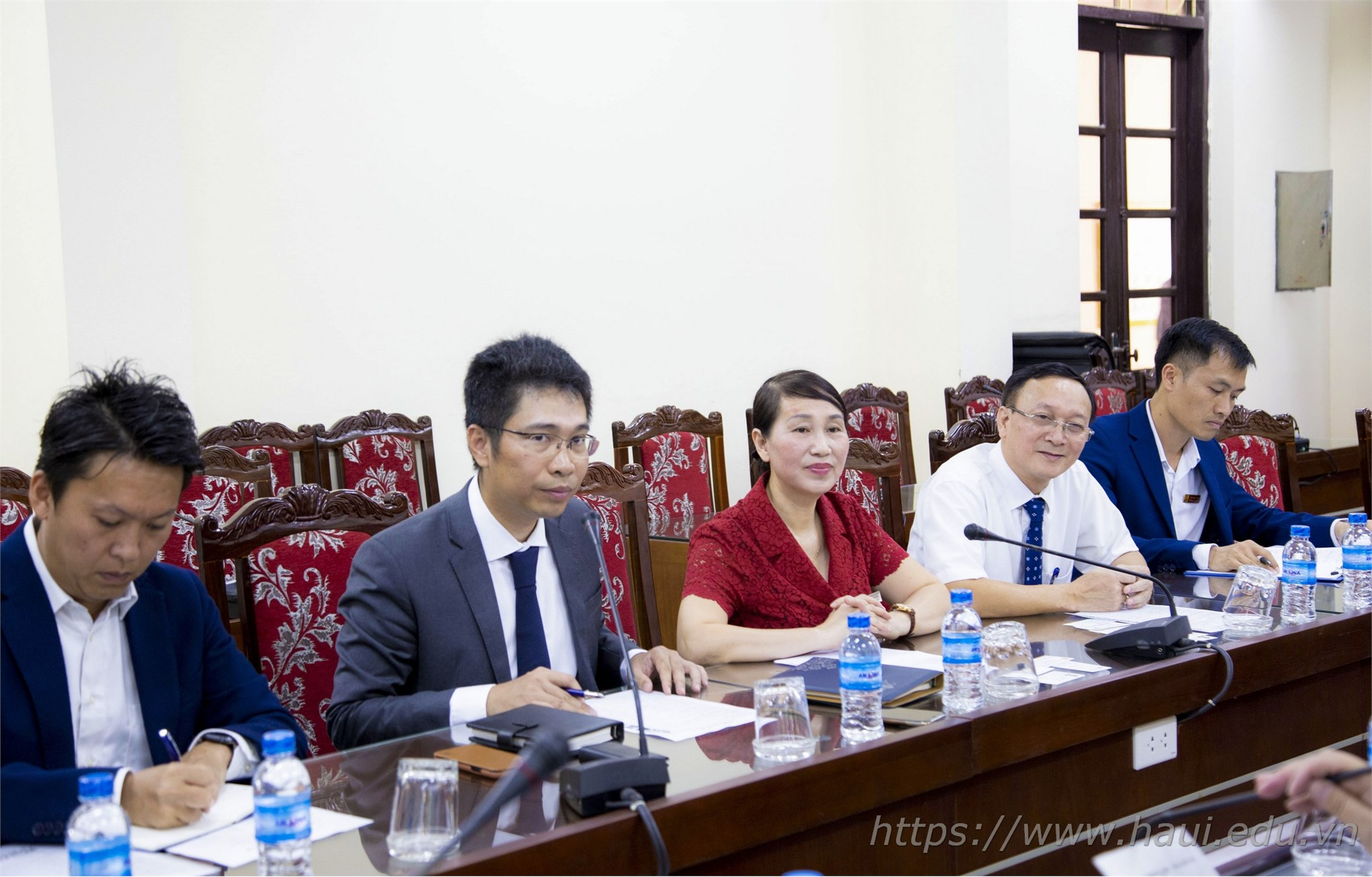 Hanoi University of Industry expands its cooperation with Fukuoka Prefecture (Japan)