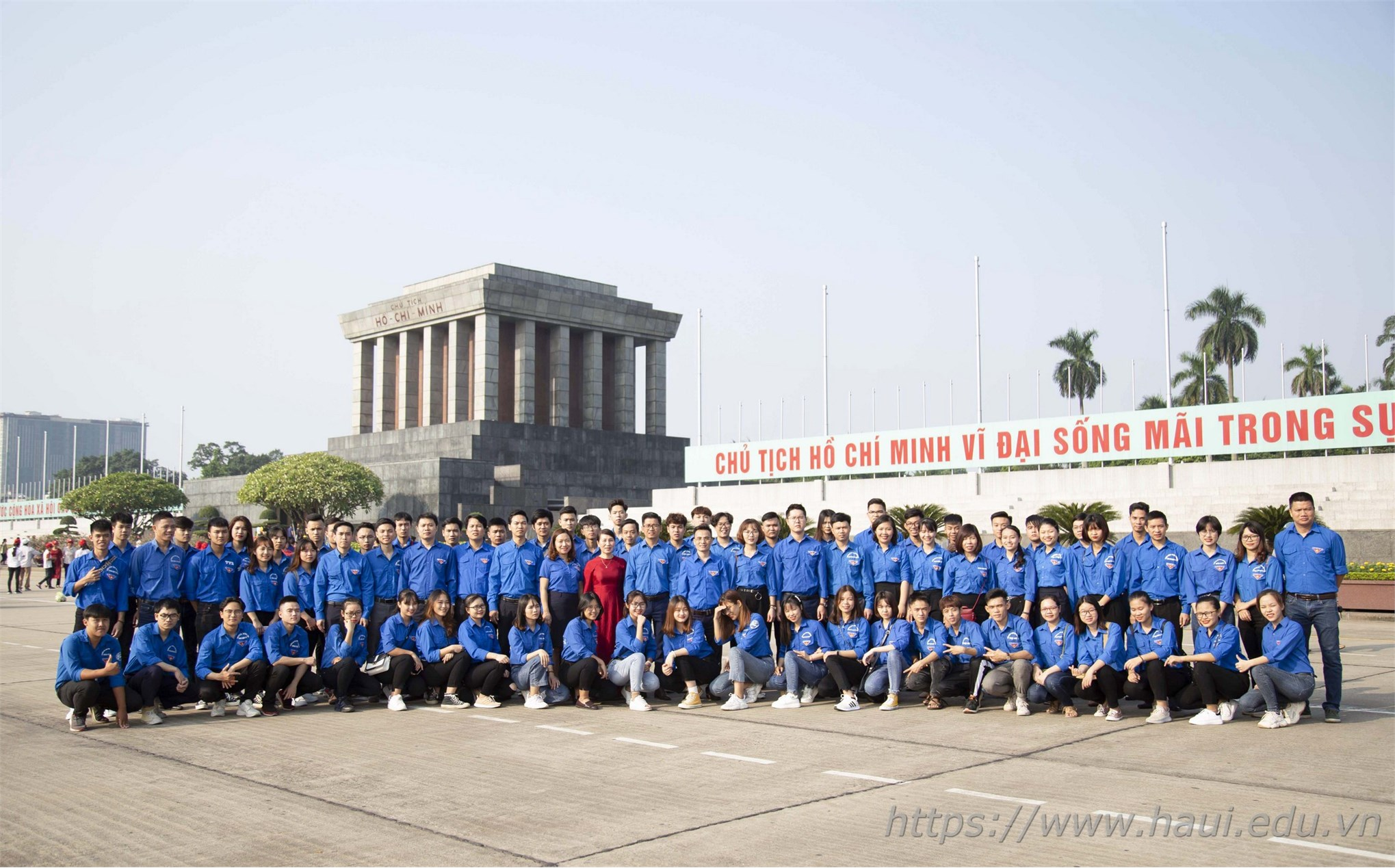 A series of activities to welcome the 9th Congress of Ho Chi Minh Communist Youth Union of Hanoi University of Industry