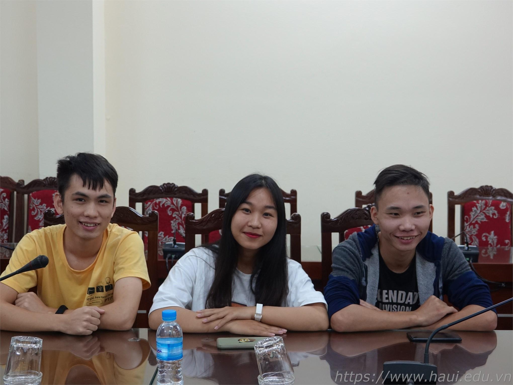 Sinh viên ĐHCNHN đã chuẩn bị sẵn sàng cho Kỳ thi tay nghề thành phố Hà Nội năm 2019