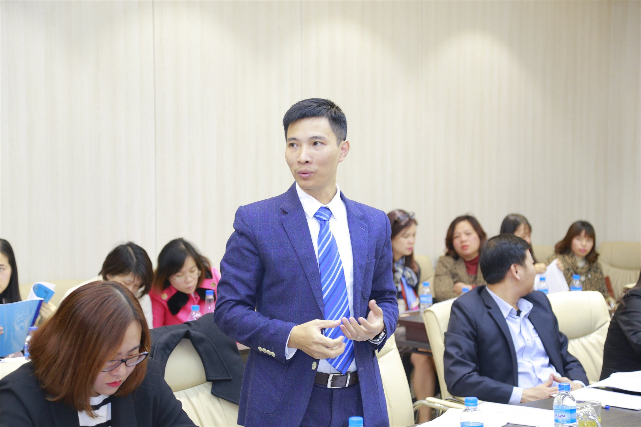 """Hội thảo khoa học quốc gia """"Cách mạng công nghiệp lần thứ tư: Khởi nghiệp và phát triển doanh nghiệp Việt Nam"""""""