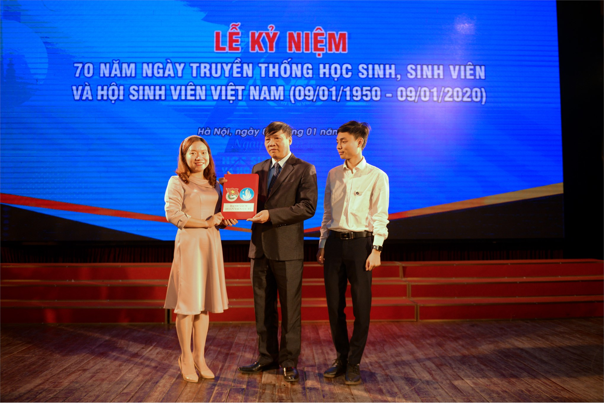 Kỷ niệm 70 năm ngày truyền thống Học sinh sinh viên và Hội sinh viên Việt Nam ( 09/01/1950 - 09/01/2020)