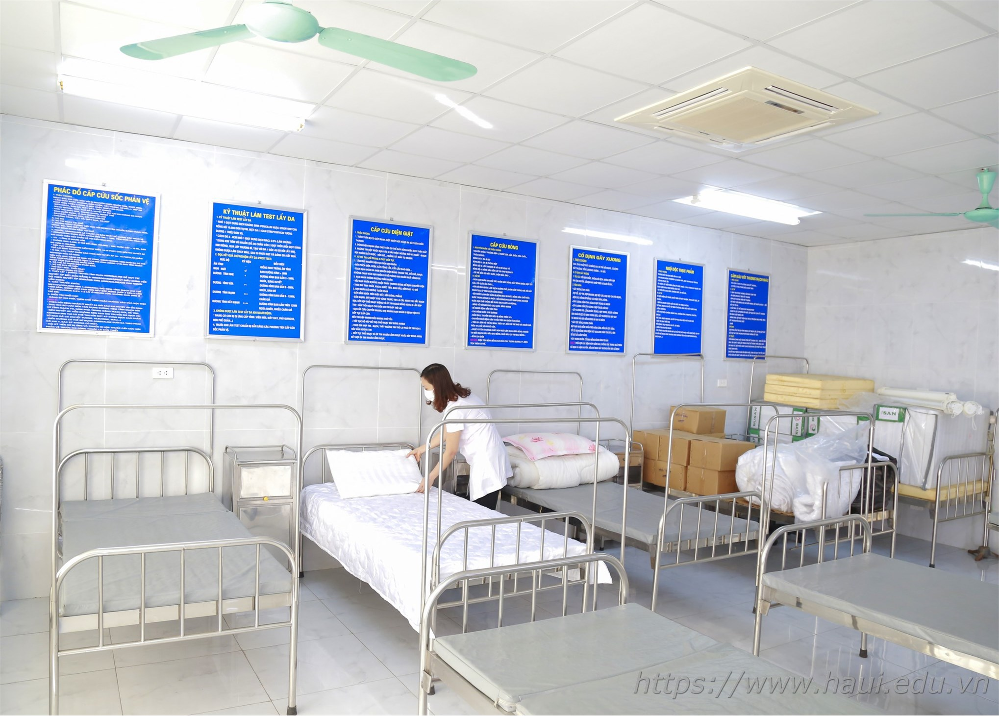 Đại học Công nghiệp Hà Nội: Sẵn sàng đón sinh viên trở lại trường học tập từ 04/5/2020