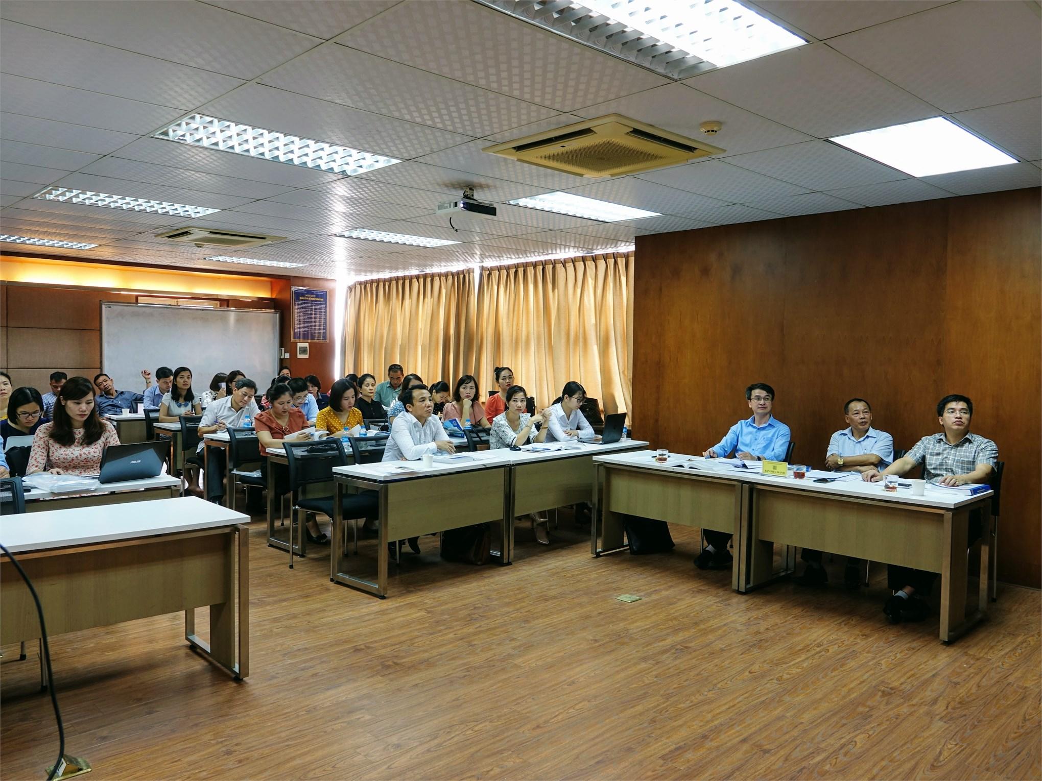 Hội nghị Khoa học HaUI lần thứ IV
