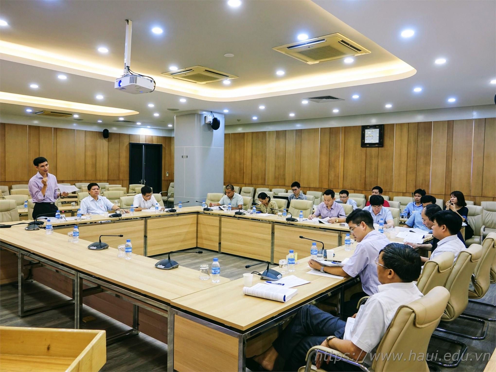 The 4th Scientific Conference of HaUI 2020
