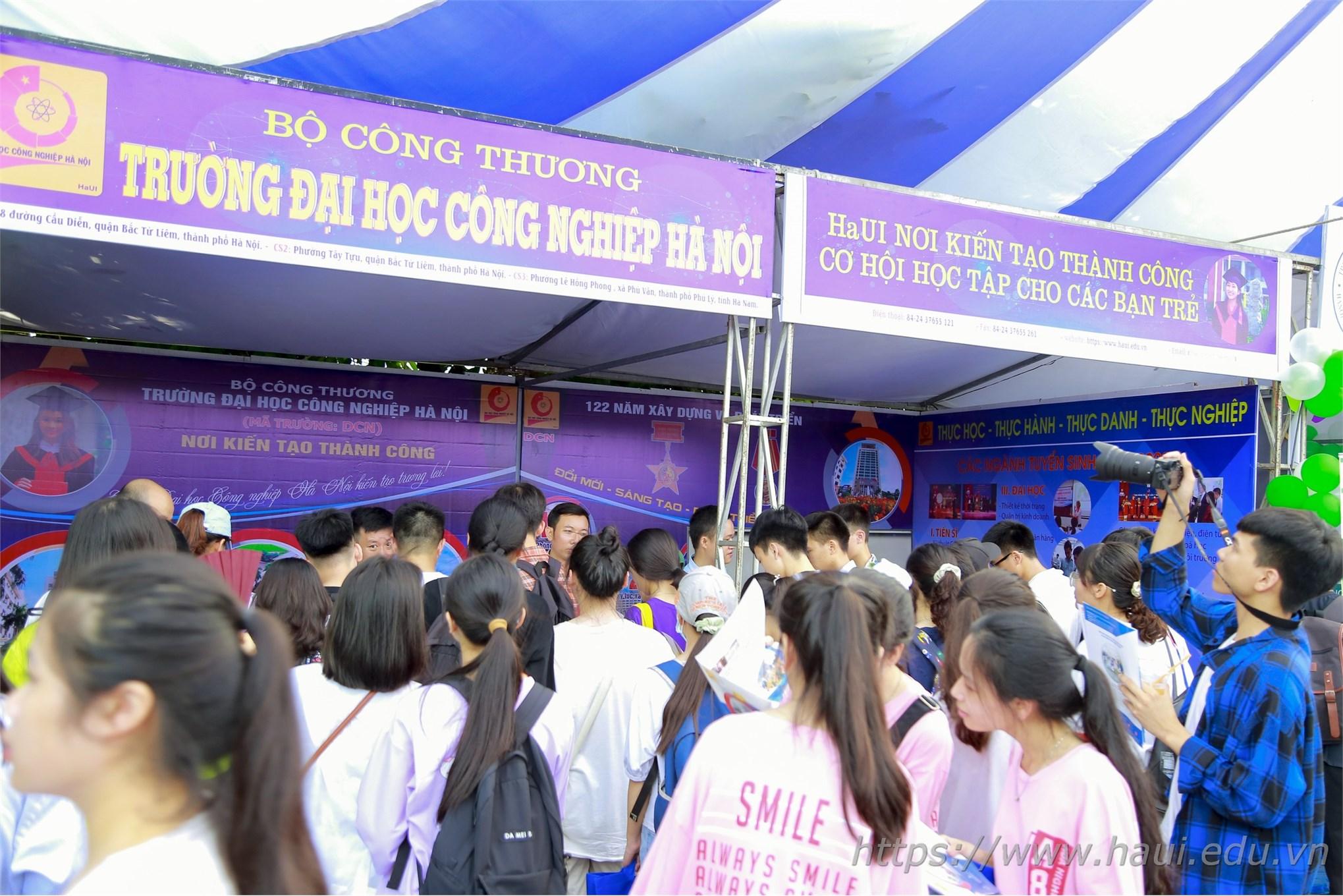 Đại học Công nghiệp Hà Nội tuyển sinh năm 2020