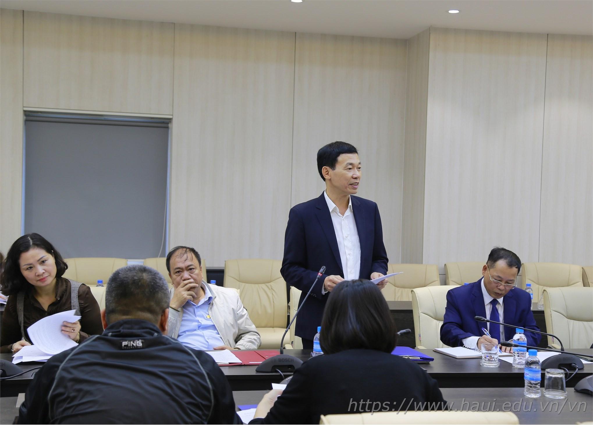 Hội nghị tổng kết công tác đảm bảo ANTT năm học 2019 – 2020 và triển khai kế hoạch đảm bảo ANTT năm học 2020 – 2021