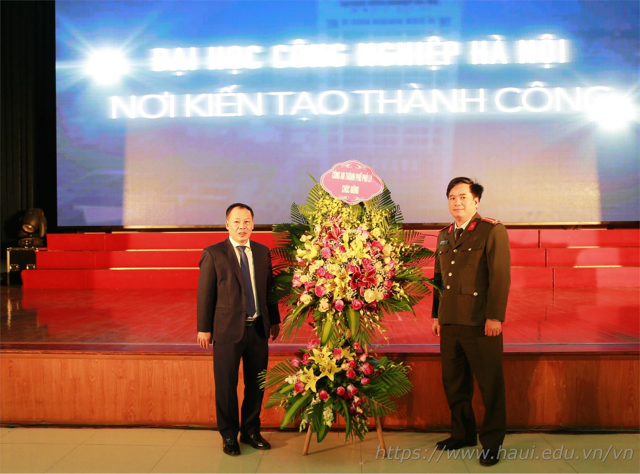 Đại học Công nghiệp Hà Nội khai giảng năm học 2020 - 2021