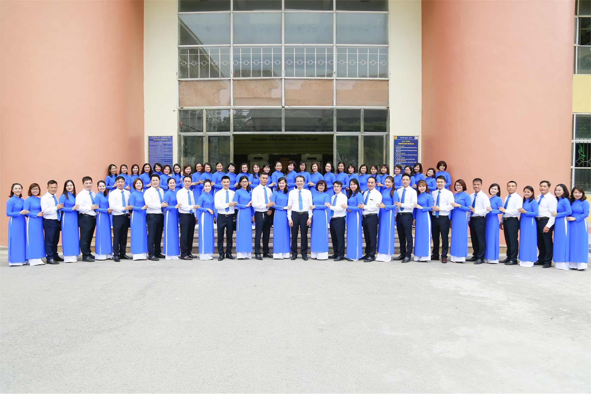 The Faculty of Business Management