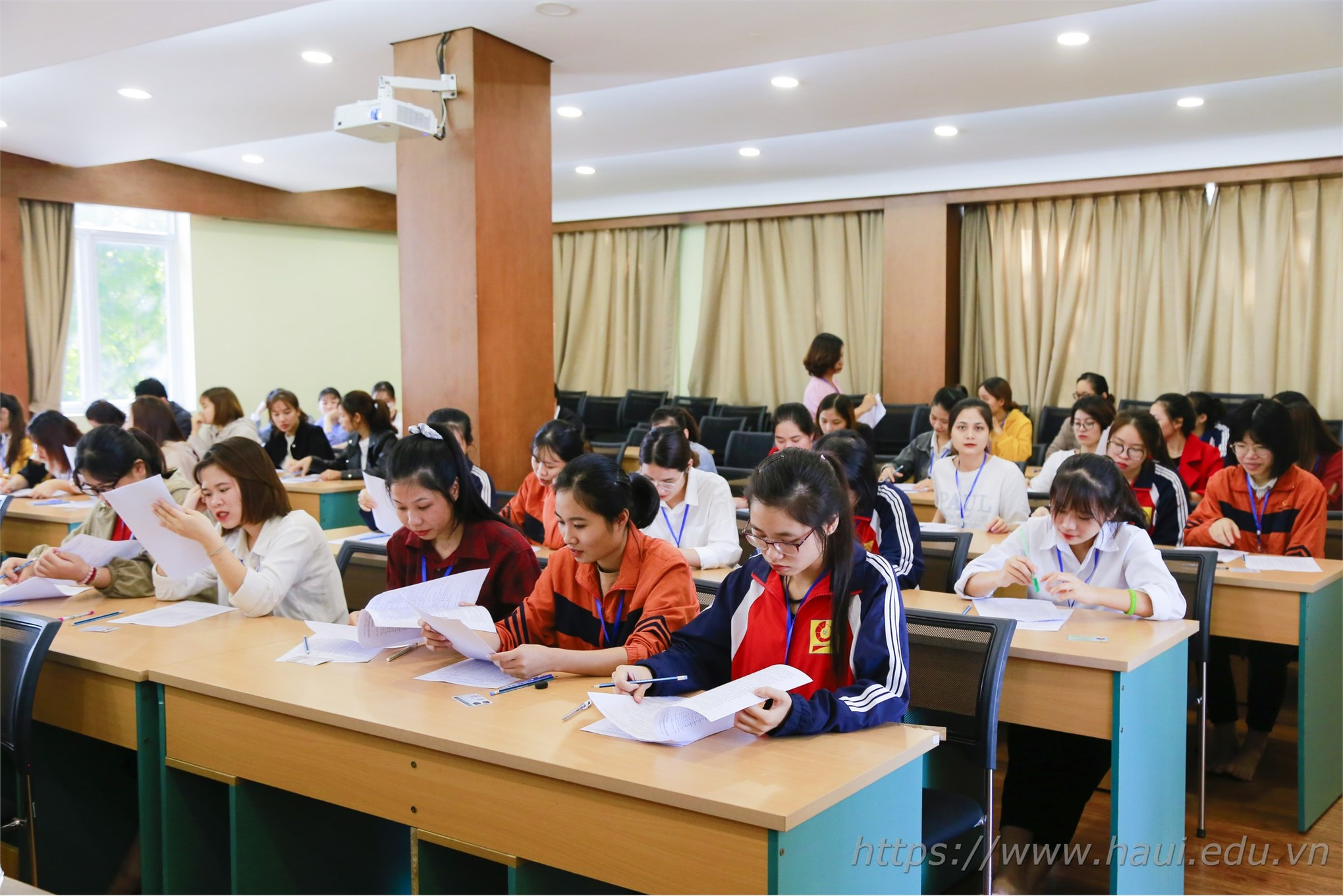 50 thí sinh tham gia Kỳ đánh giá Kỹ năng nghề Quốc gia năm 2020