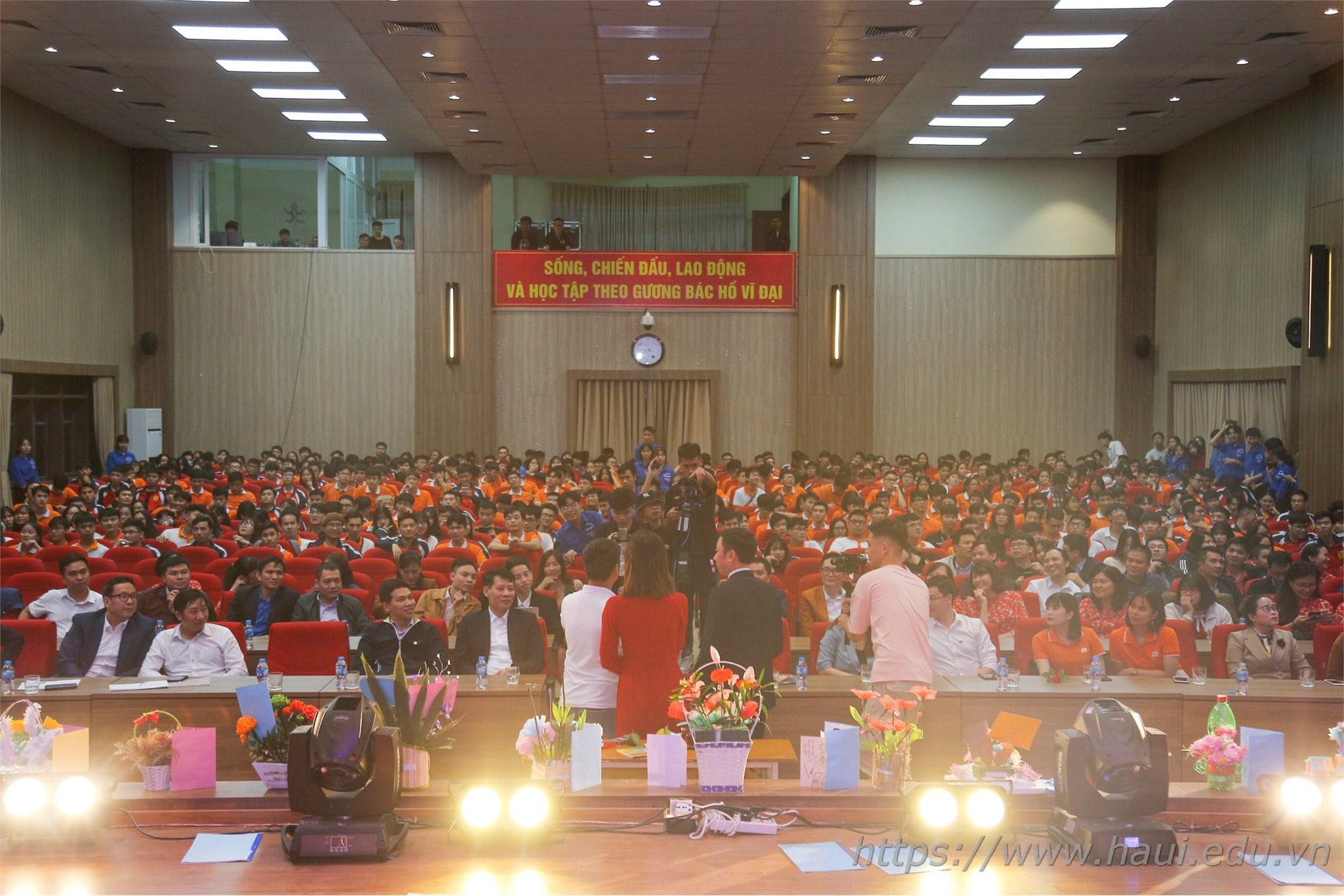 Tưng bừng Ngày hội Công nghệ Thông tin - IT Festival 2020 chào mừng ngày Nhà giáo Việt Nam