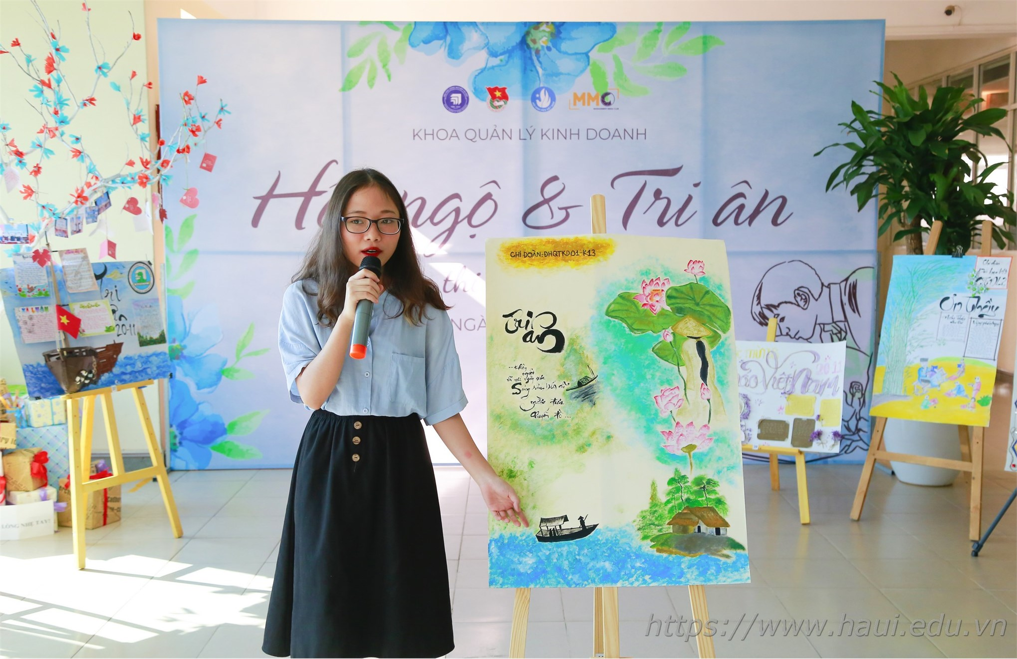`Greeting Card Designing` contest to celebrate Vietnamese Teachers' Day