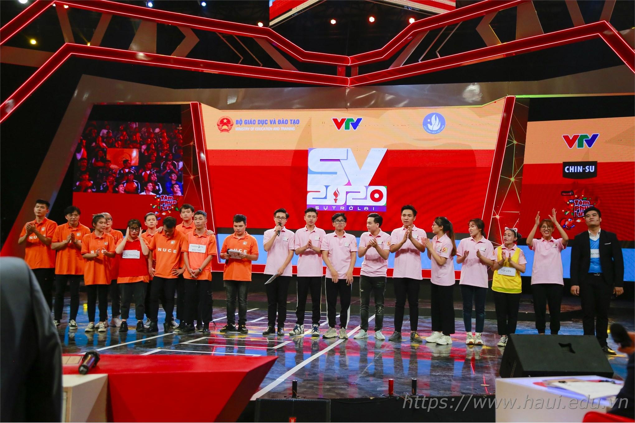 Đại học Công nghiệp Hà Nội chiến thắng vòng bảng SV2020