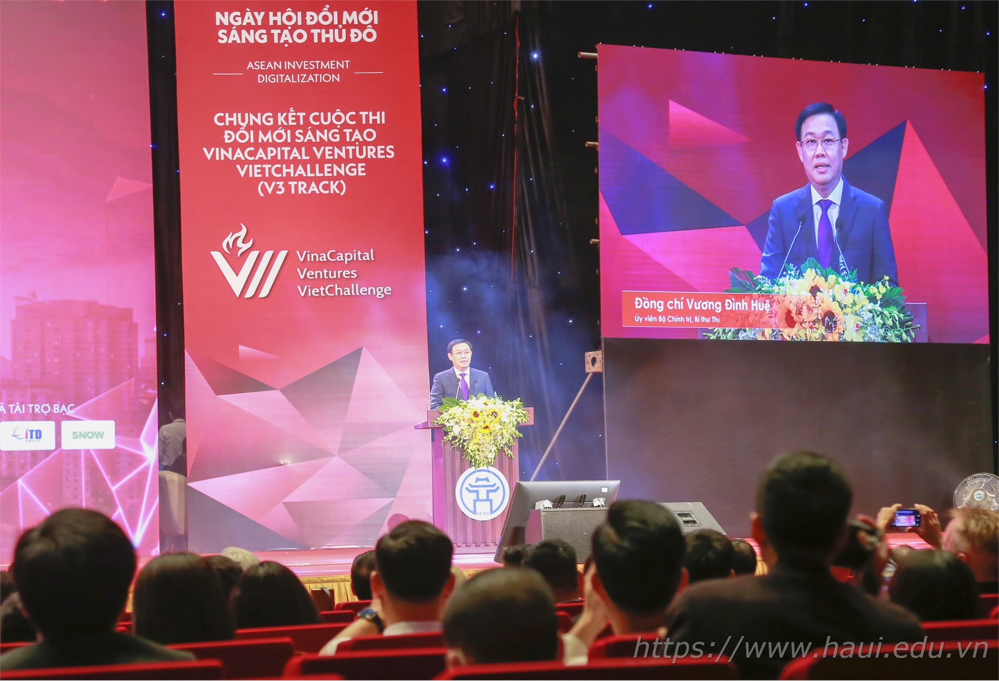 Đại học Công nghiệp Hà Nội tham gia mạng lưới Đổi mới sáng tạo Thủ đô