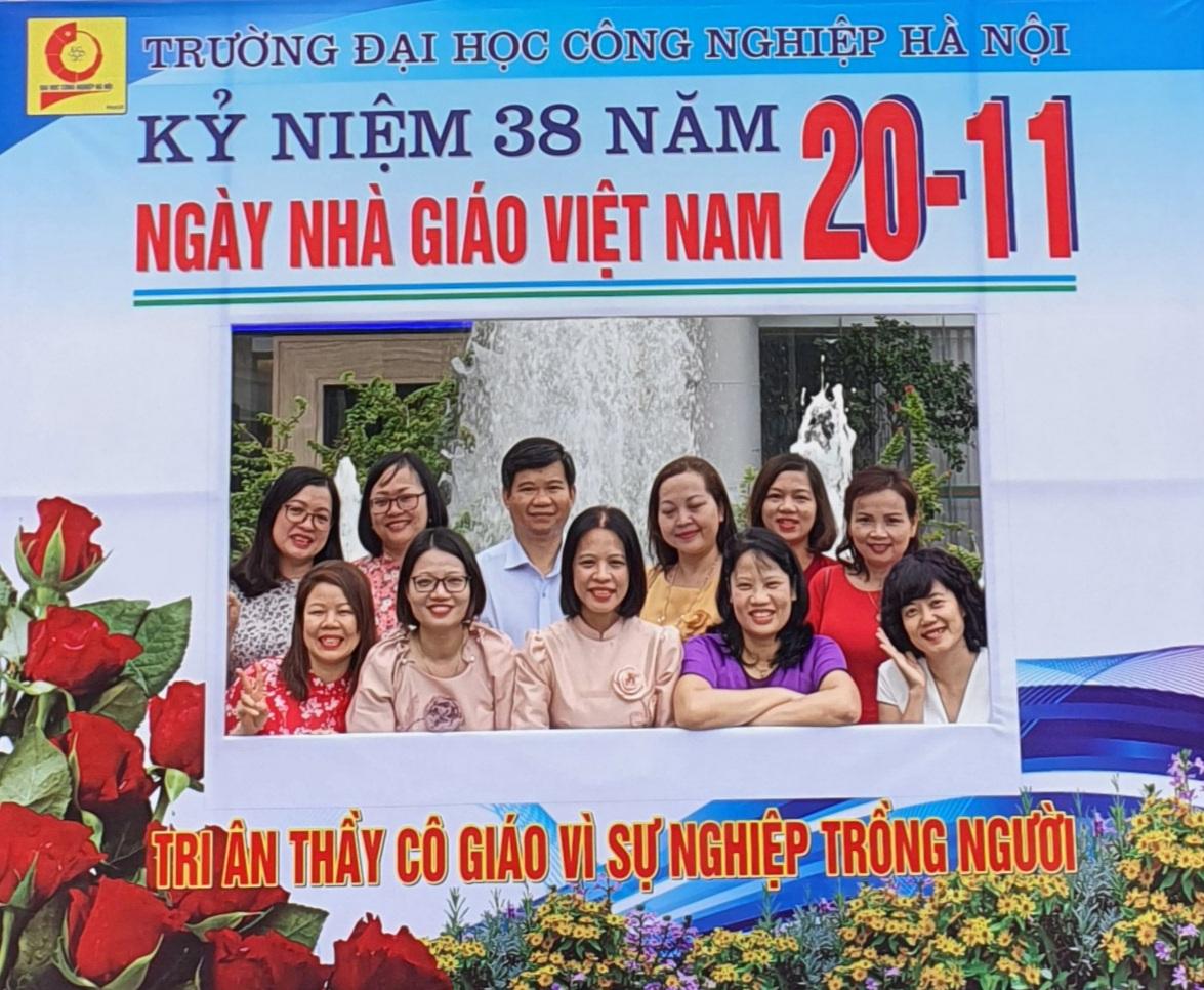 Gặp mặt tri ân chào mừng ngày Nhà giáo Việt Nam 20/11