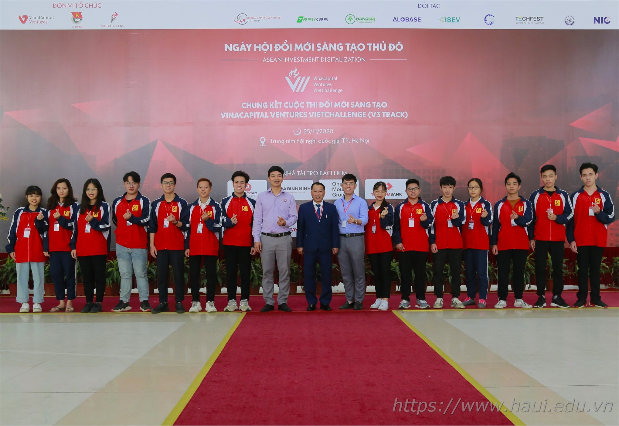 Hanoi University of Industry joins the Capital Ventures Network