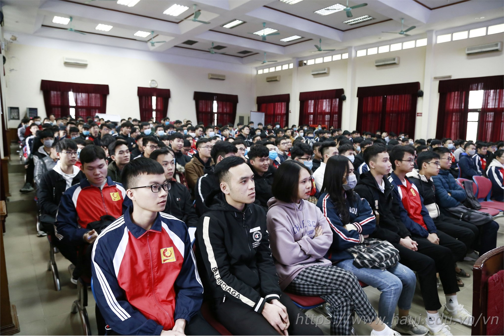 Hợp tác đào tạo giữa Đại học Công nghiệp Hà Nội và Công ty TNHH Nissan Automotive Technology Việt Nam