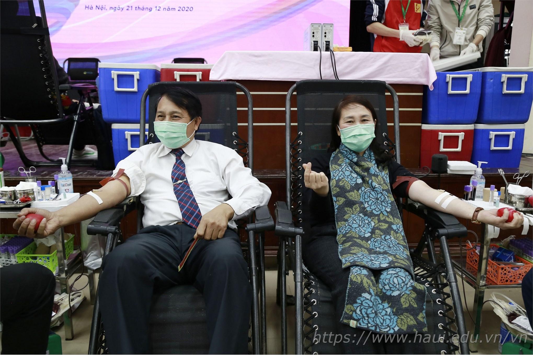 Ngày hội Cầu vồng nhân ái 2020 tại Đại học Công nghiệp Hà Nội