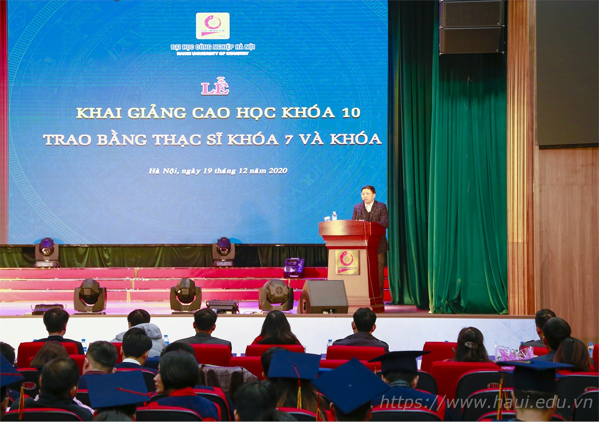 Opening Ceremony and Graduation & Master Degree Award Ceremony