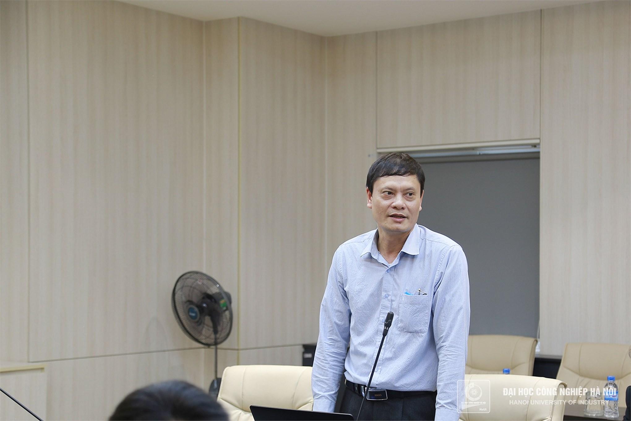 Hội thảo khoa học: Phương pháp bảo quản kéo dài thời hạn sử dụng một số sản phẩm bánh truyền thống làng Dòng, Phú Thọ