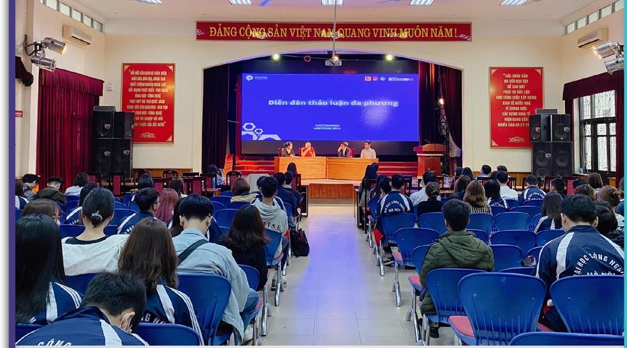 Development of Leadership Potential in HaUI Students
