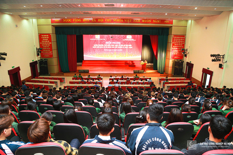Hội nghị tuyên truyền, phổ biến Pháp luật về bầu cử đại biểu Quốc hội khoá XV và Hội đồng Nhân dân các cấp nhiệm kỳ 2021 - 2026