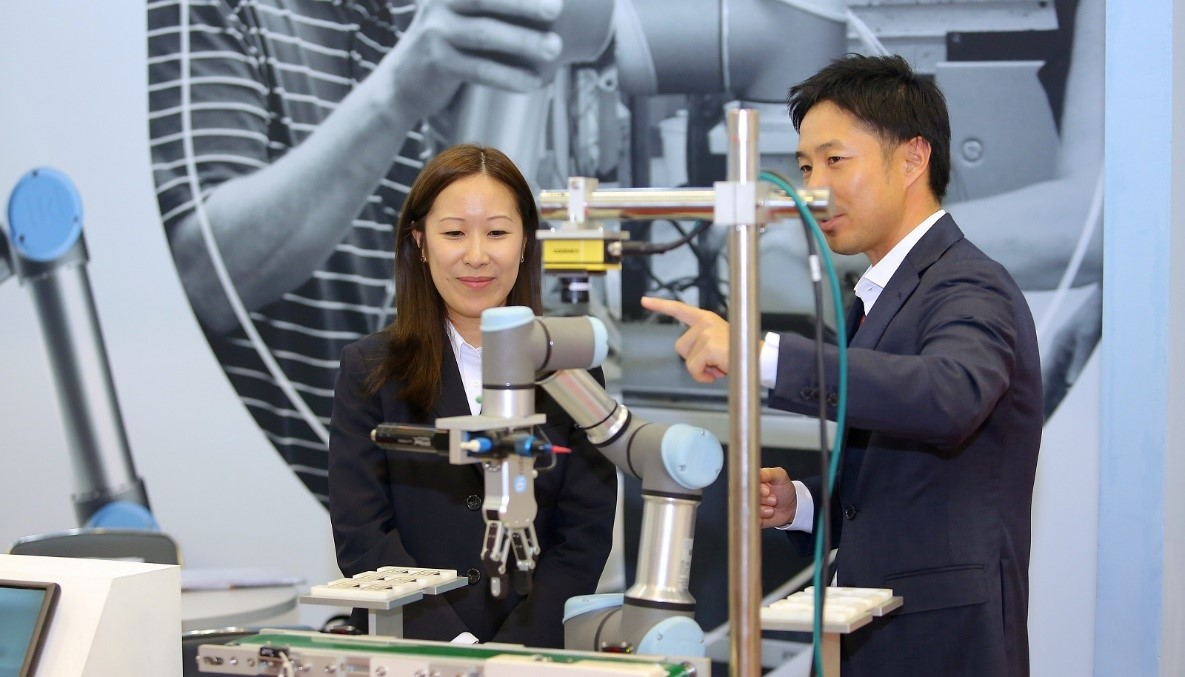 Robot đang xâm nhập ngày càng sâu rộng vào hệ thống sản xuất của Việt Nam