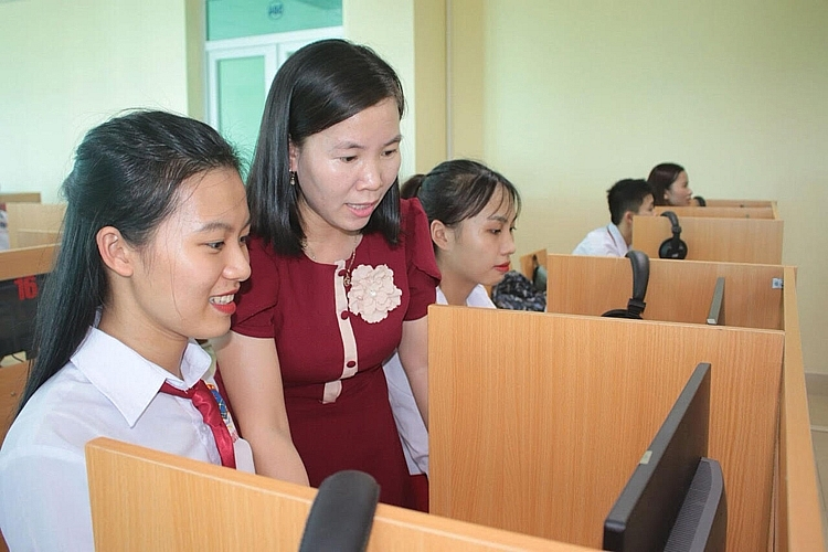 Trường Đại học Sao Đỏ đang thúc đẩy chuyển đổi số trong giảng dạy