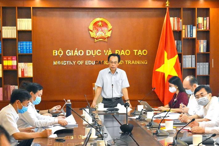 Thứ trưởng Hoàng Minh Sơn chủ trì toạ đàm