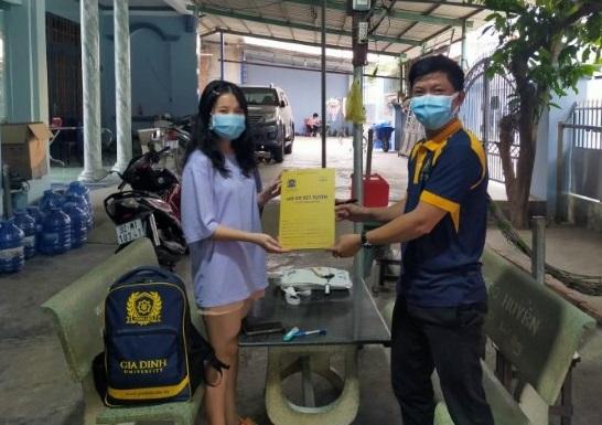 Trường ĐH Gia Định (TP Hồ Chí Minh) hỗ trợ tư vấn xét tuyển cho thí sinh tại nơi cư trú