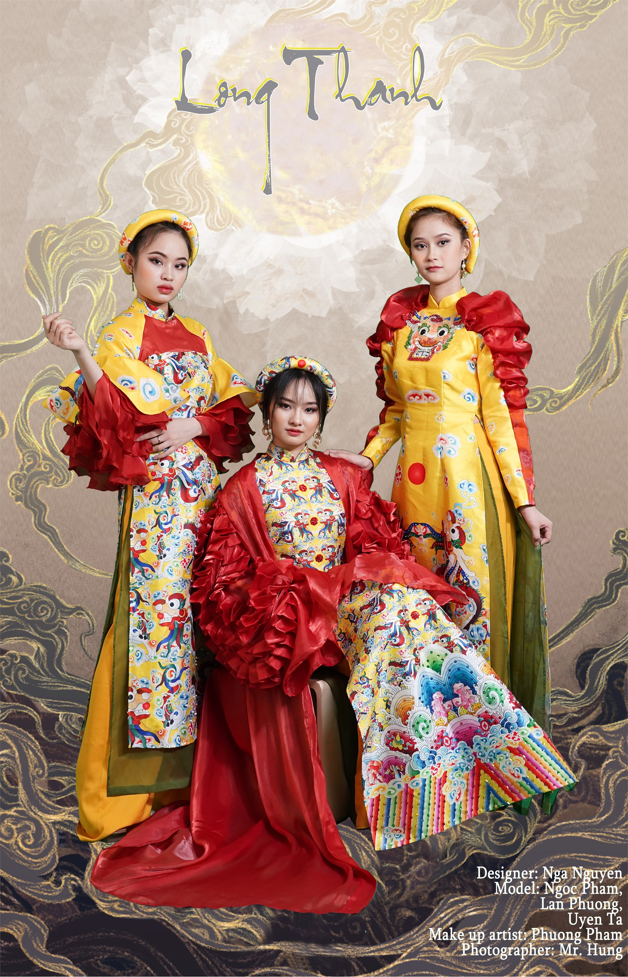HaUI students bring Vietnam's ancient outfits back into fashion
